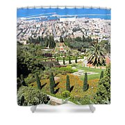 Bahai Shower Curtain