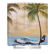 Bahama Bound Shower Curtain