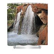 Bahama Waterfall Shower Curtain