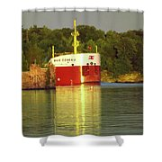 Baie Comeau Shower Curtain