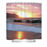 Baker Beach IIi Shower Curtain