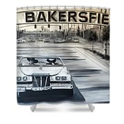 Bakersfield Shower Curtain