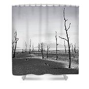 Bako National Park 2 Shower Curtain