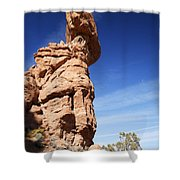 Balanced Rock 1 Shower Curtain