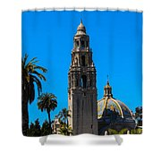Balboa Park Shower Curtain