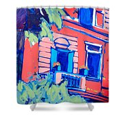 Balcone Shower Curtain