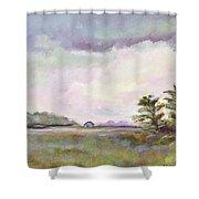 Bald Head Island Shower Curtain