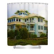 Seaside Getaway  Shower Curtain