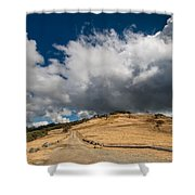 Bald Hills In Summer 2 Shower Curtain