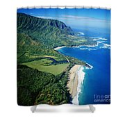 Bali Hai Point. Shower Curtain