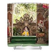 Bali Stage Shower Curtain