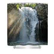Bali Waterfalls Too Shower Curtain