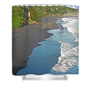Bali Western Shore Shower Curtain