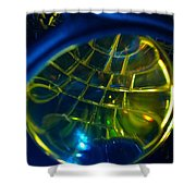 Ball Of Color Shower Curtain