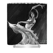 Ballet Dance 0905 Shower Curtain