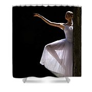 Ballet Dancer6 Shower Curtain