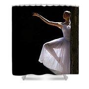 Ballet Dancer6 Shower Curtain