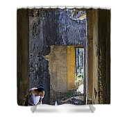 Ballet Dancer8 Shower Curtain