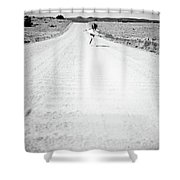 Ballet Runaway Shower Curtain