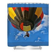 Balloon Fantasy 28 Shower Curtain