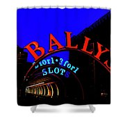Ballys Early Morning Shower Curtain