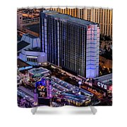 Bally's Hotel, Las Vegas Shower Curtain