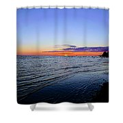 Baltic Sea Shower Curtain