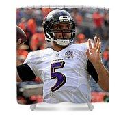 Baltimore Ravens Shower Curtain