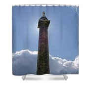Baltimore's Washington Monument Shower Curtain