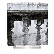 Balustrade Shower Curtain