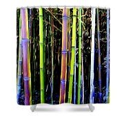 Bamboo Dreams #14 Shower Curtain