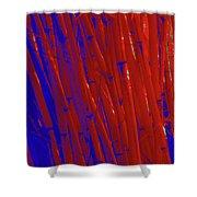Bamboo Johns Yard 3 Shower Curtain