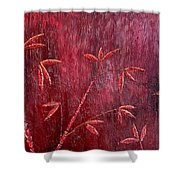 Bamboo Trees Shower Curtain