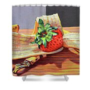 Banana Split Shower Curtain