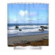 Bandon 16 Shower Curtain