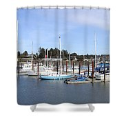 Bandon 19 Shower Curtain