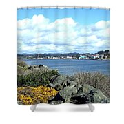 Bandon 2 Shower Curtain