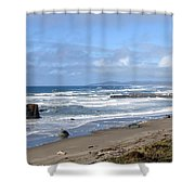 Bandon 21 Shower Curtain