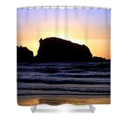 Bandon 22 Shower Curtain
