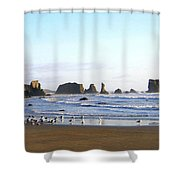 Bandon 36 Shower Curtain
