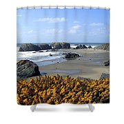 Bandon 4 Shower Curtain