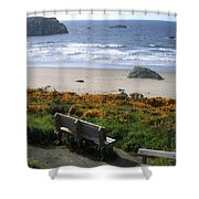 Bandon 6 Shower Curtain