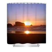 Bandon 7 Shower Curtain