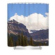 Banff National Park II Shower Curtain