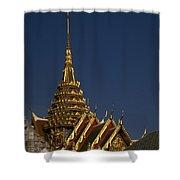 Bangkok Grand Palace Shower Curtain