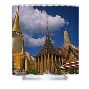 Bangkok Shower Curtain