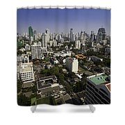 Bangkok - Thailand Shower Curtain