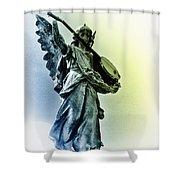 Banjo Heaven Shower Curtain