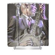 Banjo Jones Shower Curtain