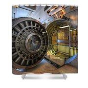 Bank Safe Locksmith - Libertylocksmithphiladelphia.com Shower Curtain